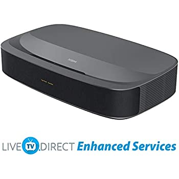 Amazon.com: 4K Projector, LiveTV.Direct Enhanced for XGIMI ...