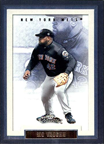2002 Fleer Showcase #22 Mo Vaughn NM-MT Mets