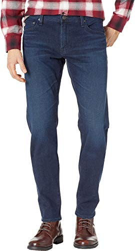 Jeans Modern Slim Leg - AG Adriano Goldschmied Men's Tellis Modern Slim Leg Denim Jeans in Equation Equation 33 34
