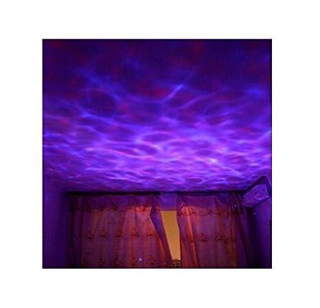 DreamWave calmante y relajante Ocean Wave proyector de luz, luz ...