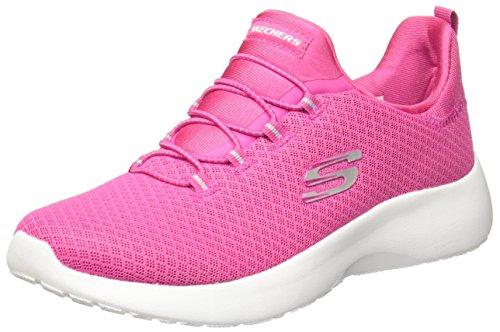 Bleu Skechers Mode Baskets Pink Dynamight Femme nYqYzfI