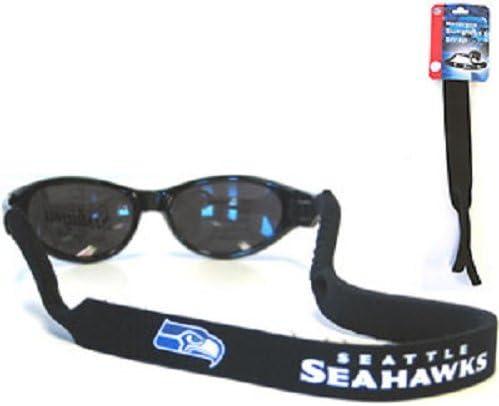 Neoprene Seattle Seahawks Croakies Strap for Glasses