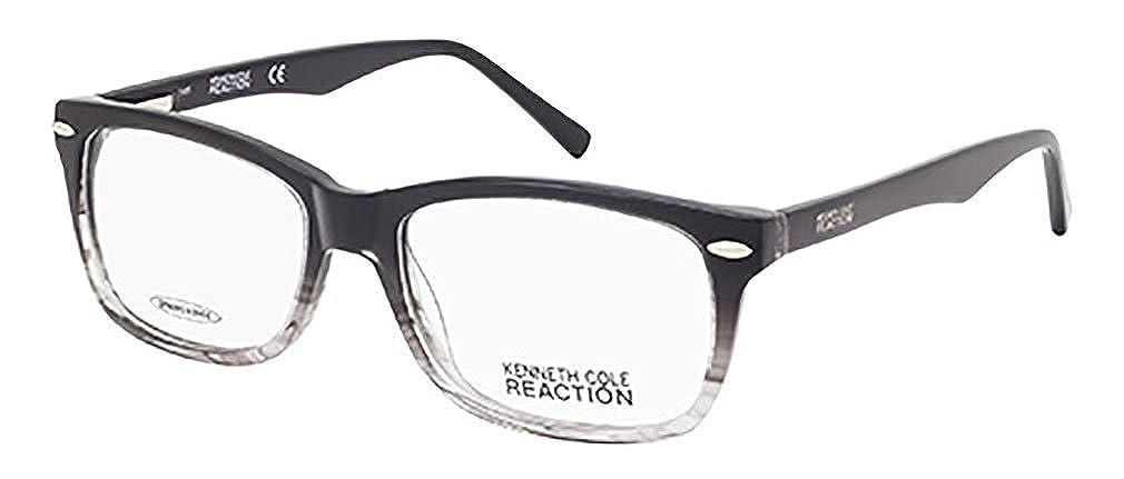 e9889ee5244 Kenneth Cole KC0760 Eyeglass Frames - Shiny Black Frame