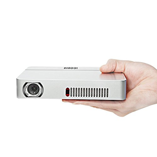 Icodis cb 400 mini projector specs comparison reviews for Pocket projector comparison