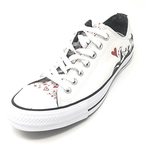 Ox Tunes Looney Sneaker adulto Taylor 9527 Unisex Lea Chuck Core Converse xzIq1RR