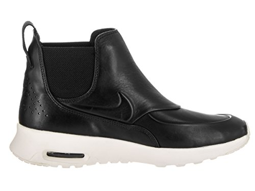 Leather Boot Trainer Mid Air Thea Blue Obsidian Nike Max White dark Women's Ice XwxF60Fqg