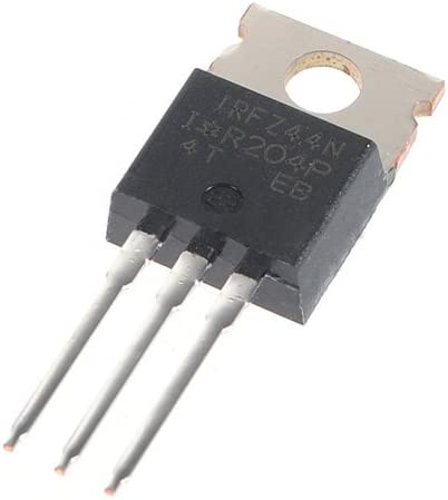IRFZ44N Transistor 49A 55V TO-220 2 Pezzi