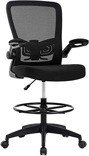 Adjustible Mid Back Mesh Office Chair
