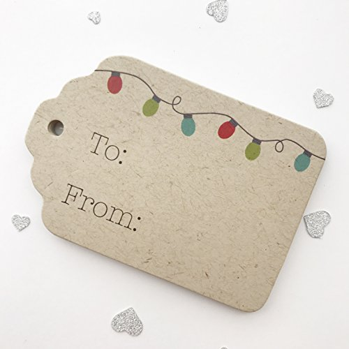 Stationery Gift Tags - 9