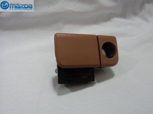 MAZDA MIATA 1994-1997 NEW TAN OEM GLOVE BOX LID LOCK