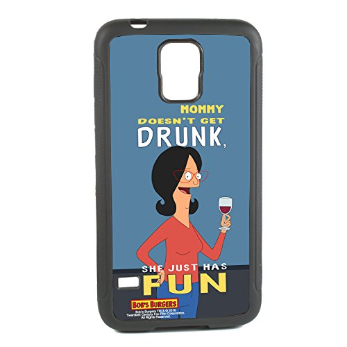 Bob's Burgers Mommy Doesn't Get Drunk Samsung Galaxy S5 Phone Case