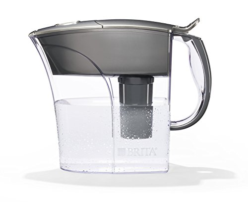 Best Brita Chrome Water Filter Pitcher 8 Cup Reviews From