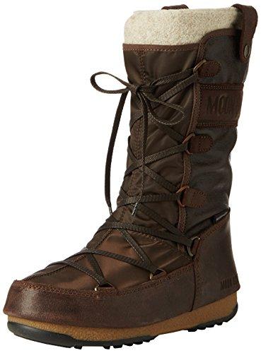 Tecnica 24004000-001 - Botas de Material Sintético para mujer marrón