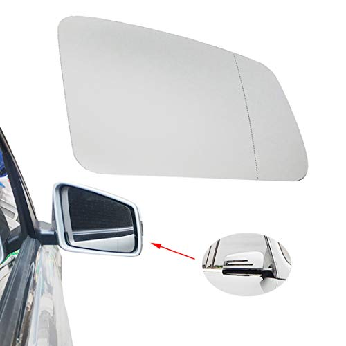 Right Door Side Heated Wing Mirror Glass For