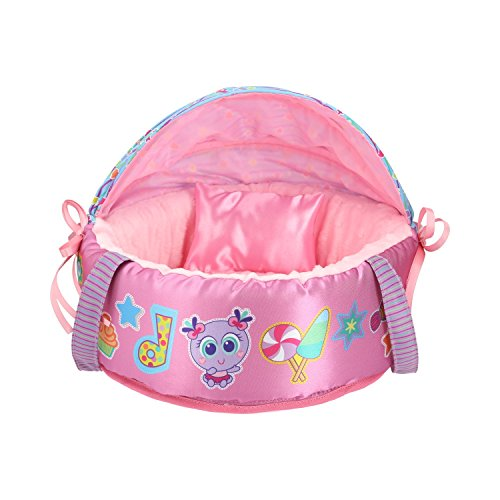 Distroller Neonate Nerlie Large Bassinet Pink Rosa Spanish Edition SS18 by Distroller
