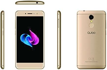 Qubo Smartphone Neptuno - Dorado: Amazon.es: Electrónica