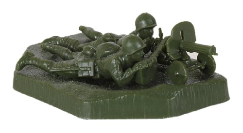 Zvezda Models 1/72 Soviet Machine Gun Crew 1941 (Snap Kit)