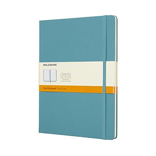 (Moleskine Classic Notebook, Hard Cover, XL (7.5
