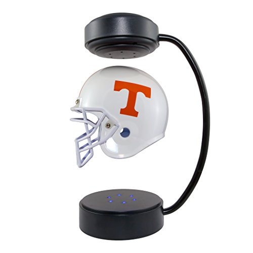 Mini Helmet Replica Tennessee (Tennessee Volunteers NCAA Hover Helmet - Collectible Levitating Football Helmet with Electromagnetic Stand)
