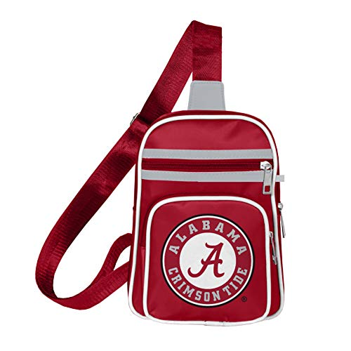 NCAA Alabama Crimson Tide Mini Cross Sling Bag