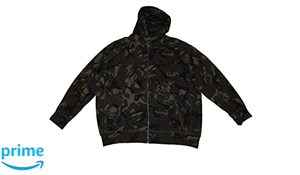 036eac205bb RALPH LAUREN Polo Mens Big and Tall Full Zip Camouflage Hoodie Jacket Green  (3X-Big) at Amazon Men s Clothing store