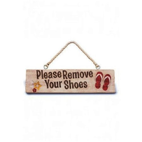remove shoes sign hawaii - 7