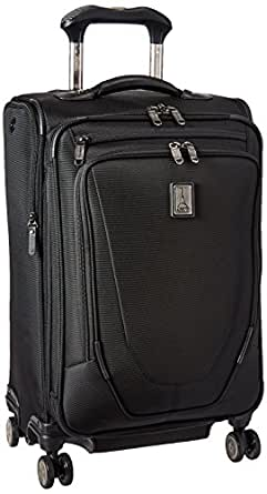 """Travelpro Crew 11 21"""" Expandable Spinner, Black"""