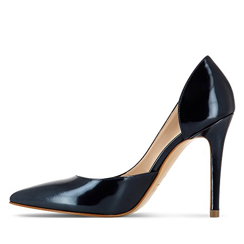 Evita Shoes ALINA - Zapatos de vestir de Piel para mujer Azul - azul oscuro