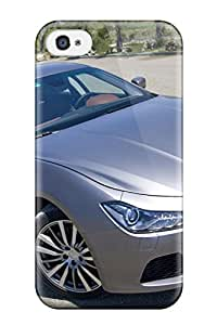 Hana Heinen OfWthDN18044TAPFr Case For Iphone 4/4s With Nice Maserati Ghibli 34 Appearance
