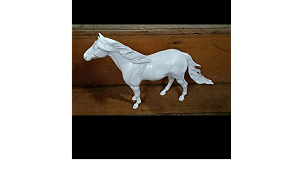 Peter Stone USA made Mustang horse unpainted