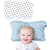 Newborn Baby Pillow Includes Free Pillow Cases 100%...