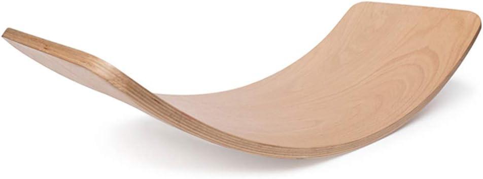 Wumudidi Montessori Curvas estándar Tabla de Equilibrio, de Madera ...
