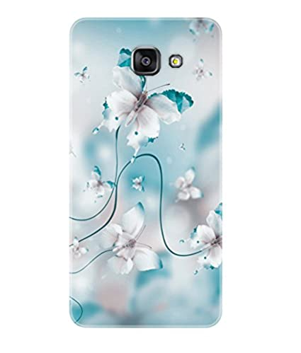 cheap for discount d077f a7475 Gismo Samsung Galaxy A7-6 (2016 Edition) Back Cover Soft Silicon Printed  Designer Case for Samsung Galaxy Samsung Galaxy A7 2016 Edition