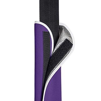 Dri Seats Waterproof Seat Belt Covers (2 Pack) (Purple): Automotive