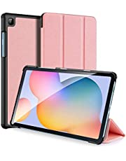 "for Samsung Galaxy Tab S6 Lite 10.4"" P610 P615 Case, Ultra Lightweight Protective Slim Folio Leather Smart Flip Sleep Awake Cover Case Compatible with Samsung Galaxy Tab S6 Lite 10.4"" P610 P615"