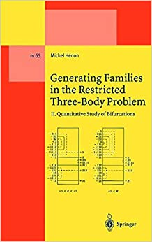 2: Generating Families in the Restricted Three-Body Problem: II. Quantitative Study of Bifurcations (Lecture Notes in Physics Monographs)