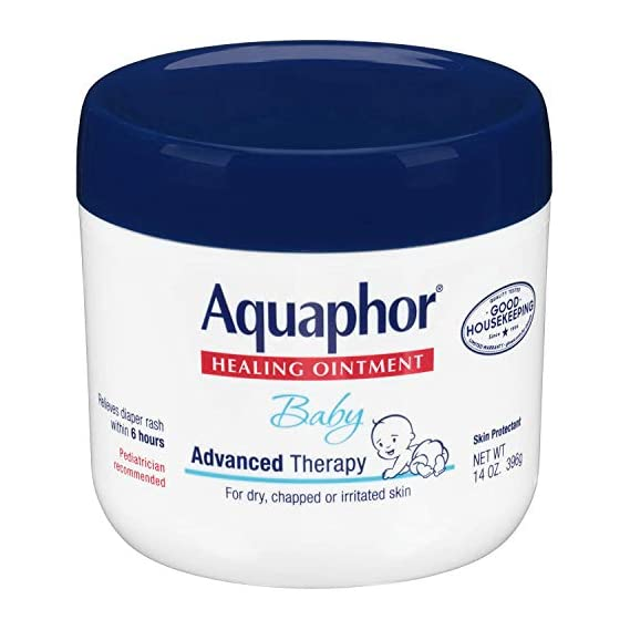 Aquaphor Advanced Therapy Baby Healing Ointment 14 Ounces (396 G)