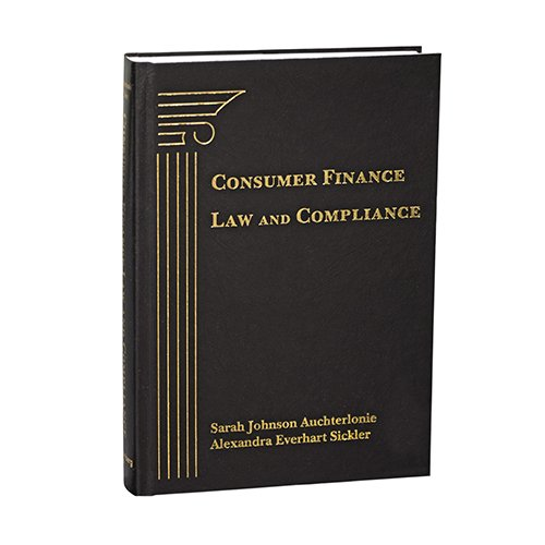 Consumer Finance Law And Compliance