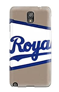 ChrisWilliamRoberson Fashion Protective Kansas City Royals Case Cover For Galaxy Note 3