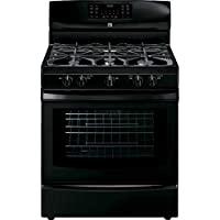 Kenmore 74339 5.6 cu. ft. Self Clean Gas Range in Black, includes delivery and hookup
