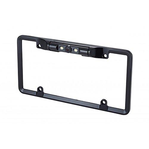 EchoMaster Full Frame License Plate Mount Camera Mirror Image Cam-LF1B-N