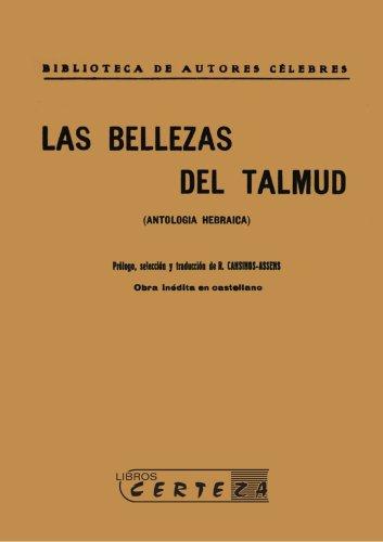 Las Bellezas Del Talmud por Royo Ubieto, Carlos