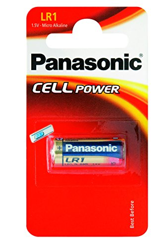 (Panasonic) Alkaline Battery 1.5V LR1