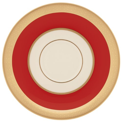 Lenox Embassy Saucer - Ivory Place Spoon