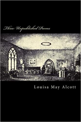 Amazon com: Three Unpublished Poems (9781984071002): Louisa May