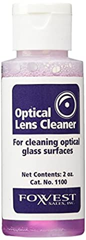 Fisherbrand Optical Lens Cleaner; Nonflammable; Capacity: 2. (59mL) - Optical Cleaner