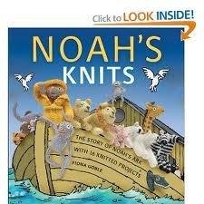 Noah's Ark Knits: 12 Original Sweaters Illustrating a Story