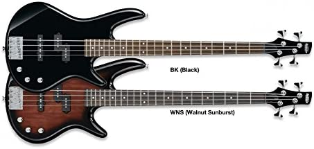 Ibanez Jumpstart jsr190 BK negra – Pack guitarra baja – Stock B: Amazon.es: Instrumentos musicales