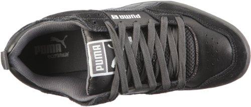 Puma grifter S zapatillas 352631 para hombre Negro (Schwarz/Black-Dark Shadow)