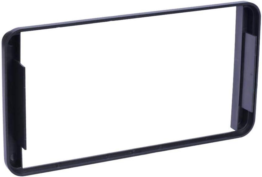 getherad Auto-Player-Rahmen f/ür Toyota Corolla 2003-2006 Stereo-DVD-Player Installieren Sie das Surrounded Double Din-Autoradio-Rahmenverkleidungs-Kit 178 100 mm Compatible